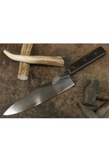 Serenity Gyuto Chef's Knife with Wa Style Handle in Macasar Ebony