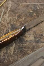 Serenity Gabriel's Large Paring Knife Juma Bronze Scaly Scales