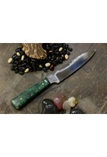 Serenity Gabriel's Paring Knife CPM154 Green Box Elder