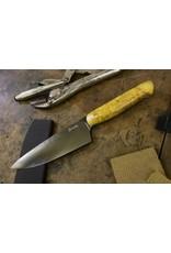 Serenity Honesuki/Petty Knife: Yellow Box Elder