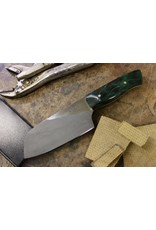 Serenity Mini Santoku Green Box Elder CPM154