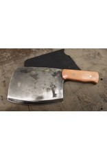 Serenity Tulip Wood Cleaver, Rounded Corner 52100