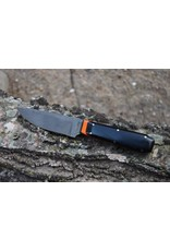 Serenity Zombie Utility Knife Black G10 Handle