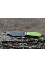 Serenity Zombie Utility Knife: Green G10 Handle