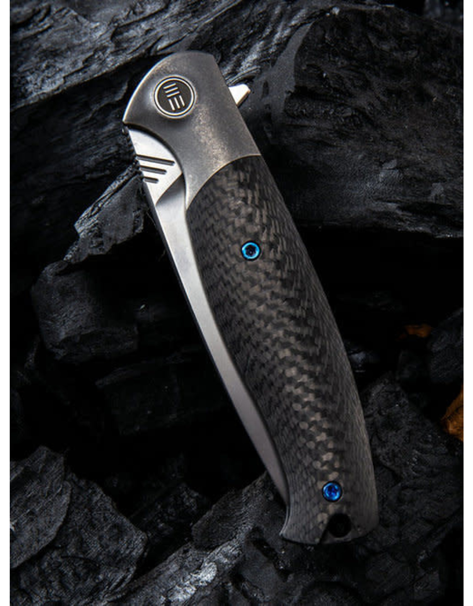 WE WE Knives 901D - Deacon Silver