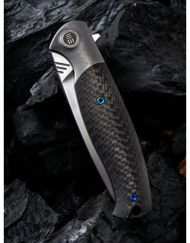 WE WE Knives 901D - Deacon Silver