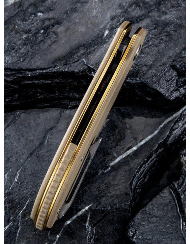 Civivi Civivi Aquila C805C -Tan with Black & Satin Blade