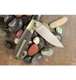 WE WE Knives 901C - Deacon Gold