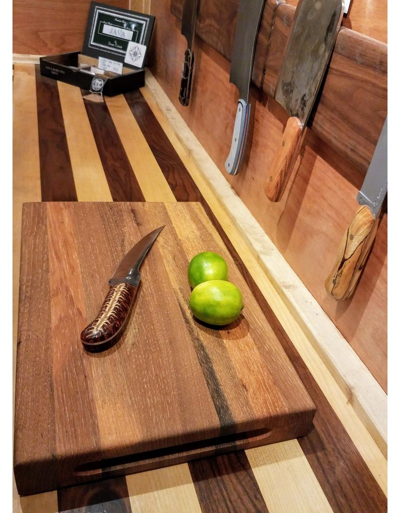 Tin Roof Kitchen and Home Canopy Grove Sharp Chef Cutting Board