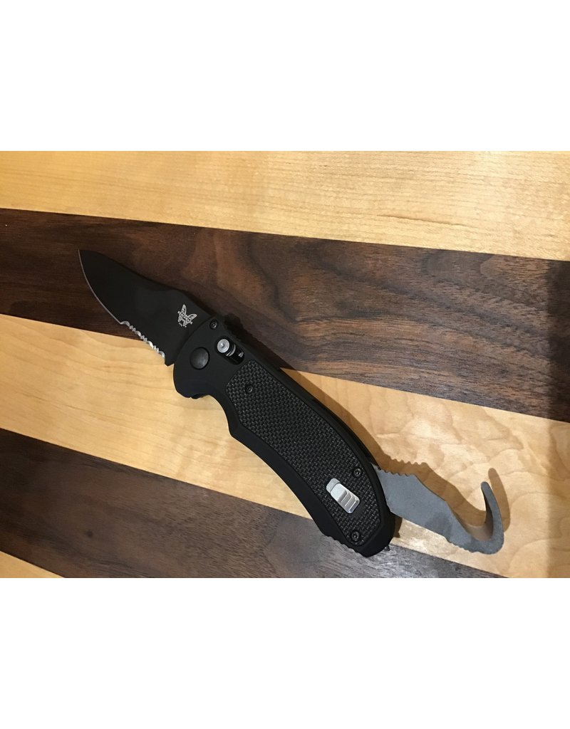 Benchmade Auto Triage 9170SBK