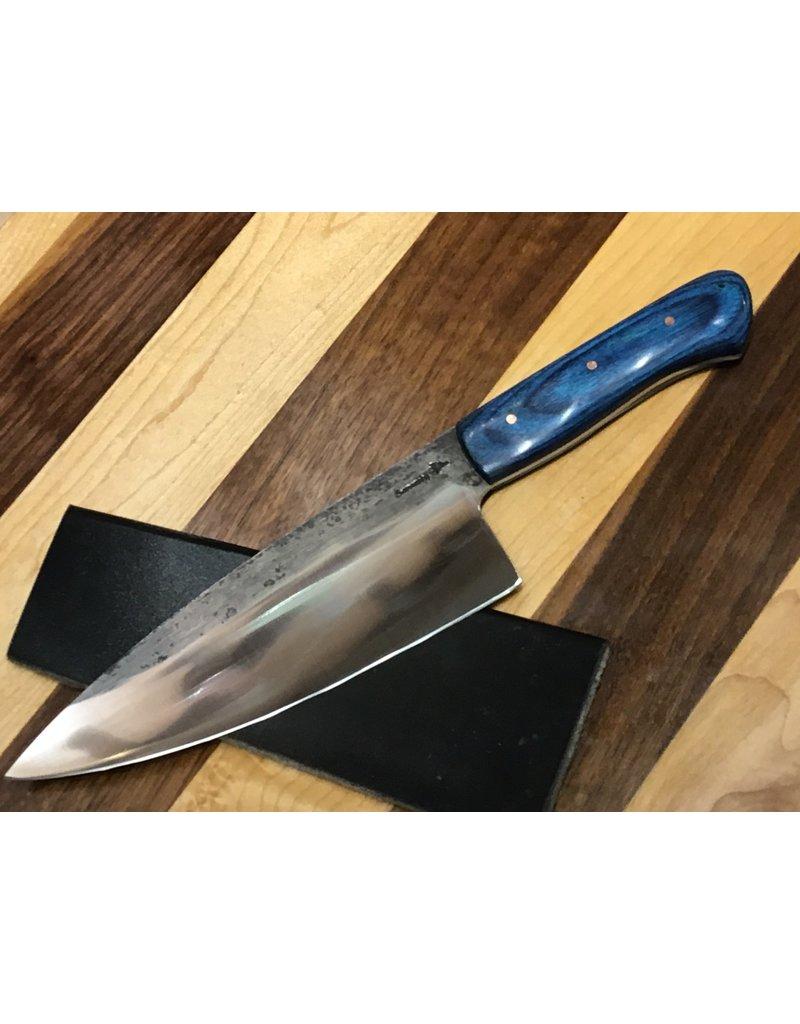 Serenity Short Euro Chef Knife