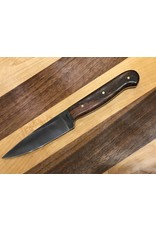 Serenity Paring Knife in High Carbon with Mesquite Handle