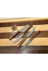 Serenity Steak Knives- Upswept Style Set of 4