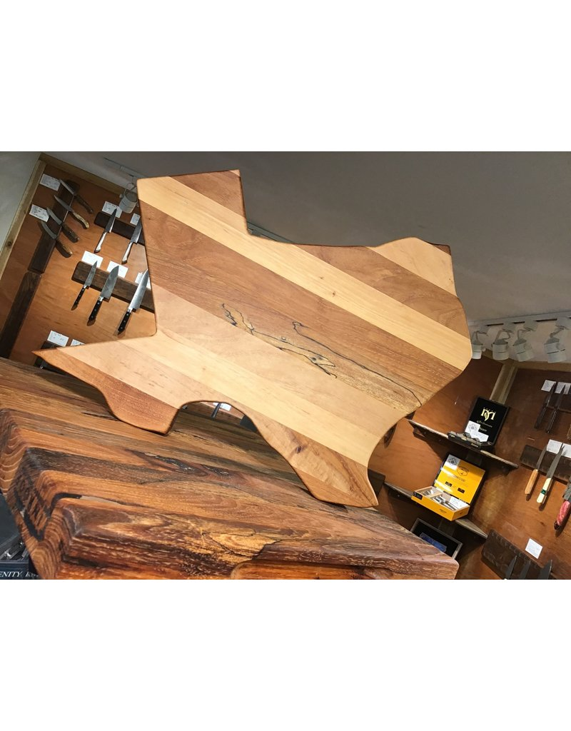 Tin Roof Kitchen and Home Texas Cutting Board