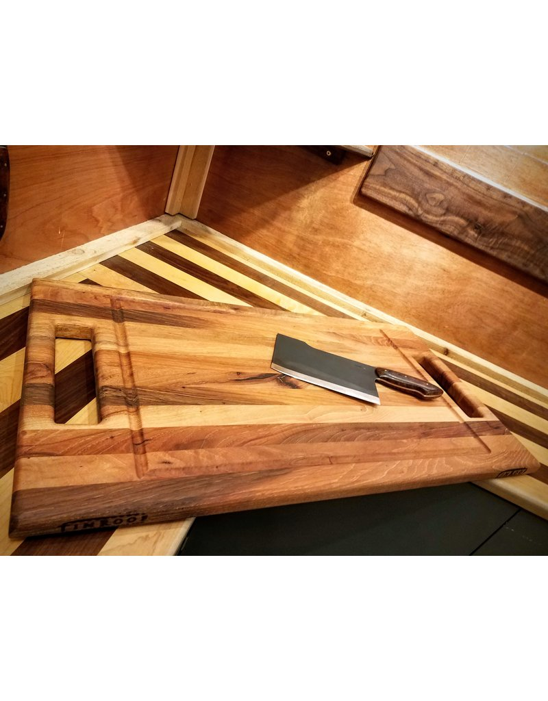 Tin Roof Kitchen and Home Canopy Grove Carving Board