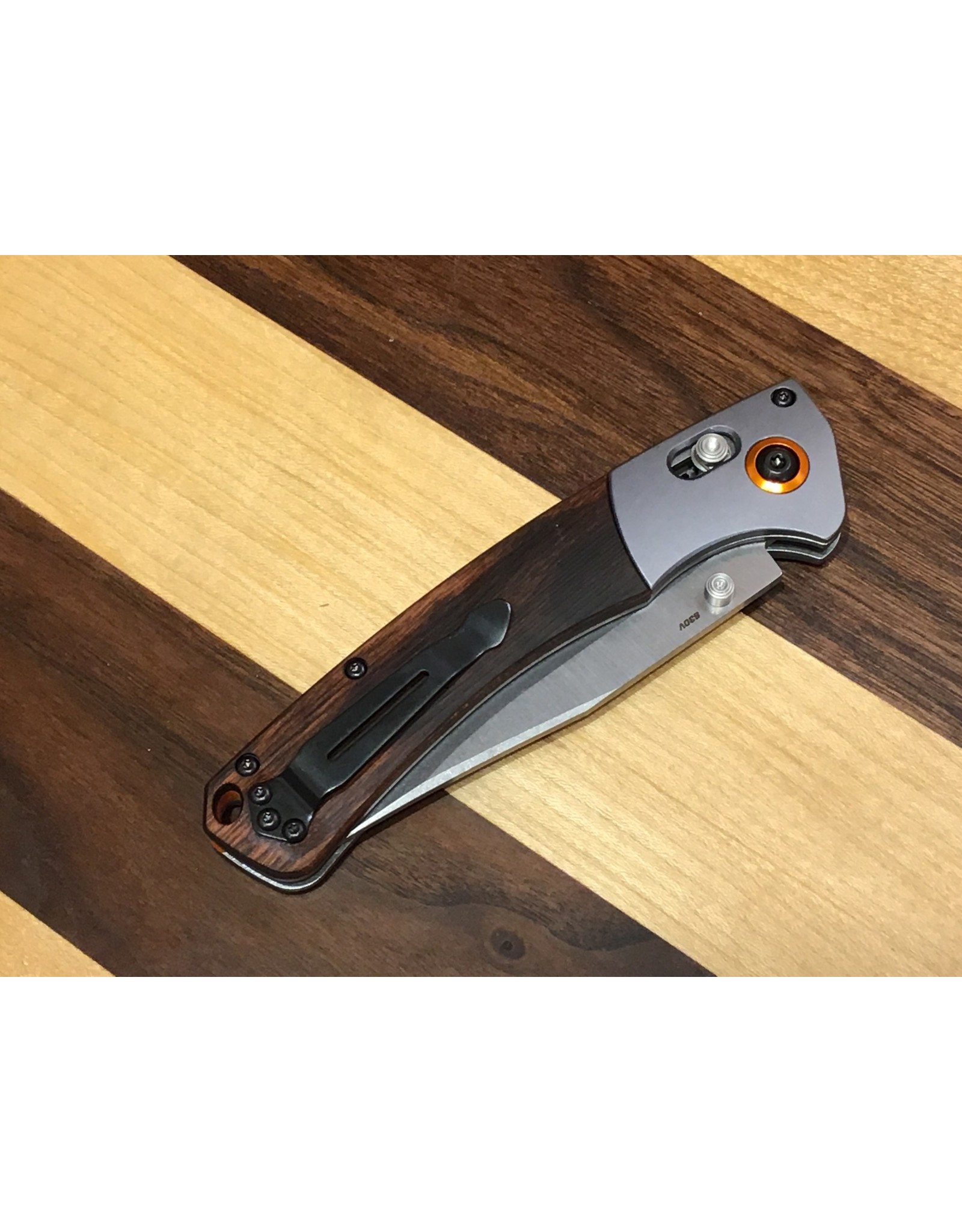 Benchmade Crooked River 15080-2