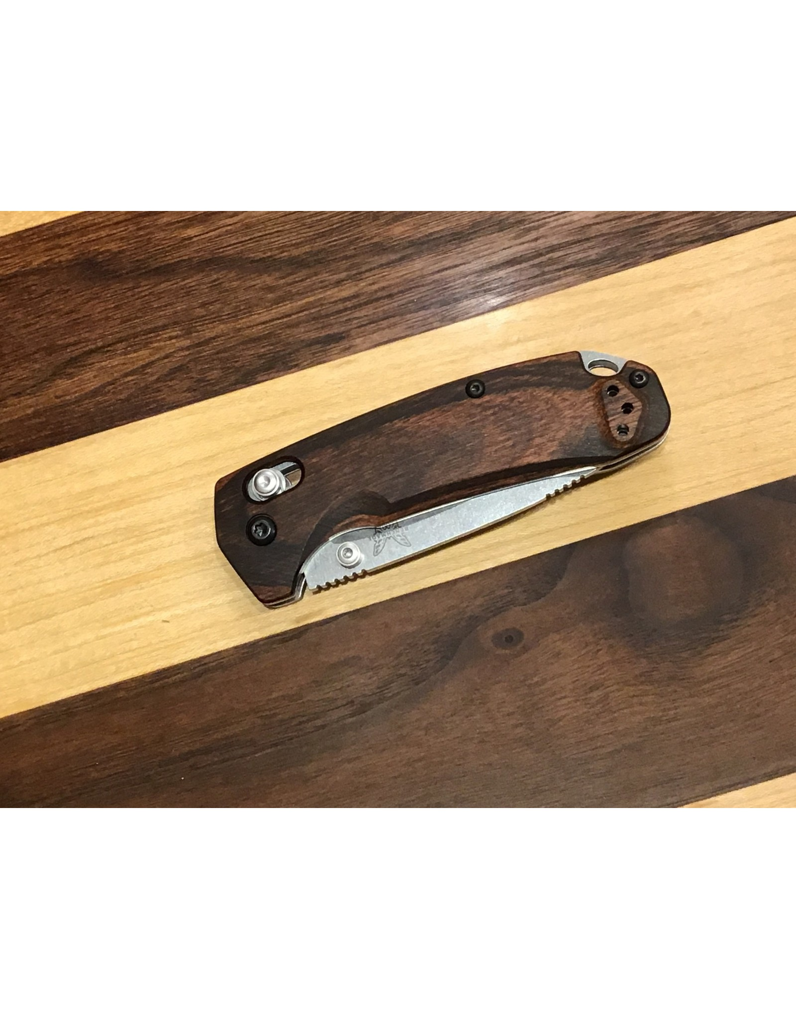 Benchmade North Fork 15031-2
