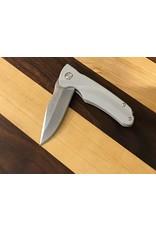Buck Buck Sprint Select Liner Lock Knife Gray