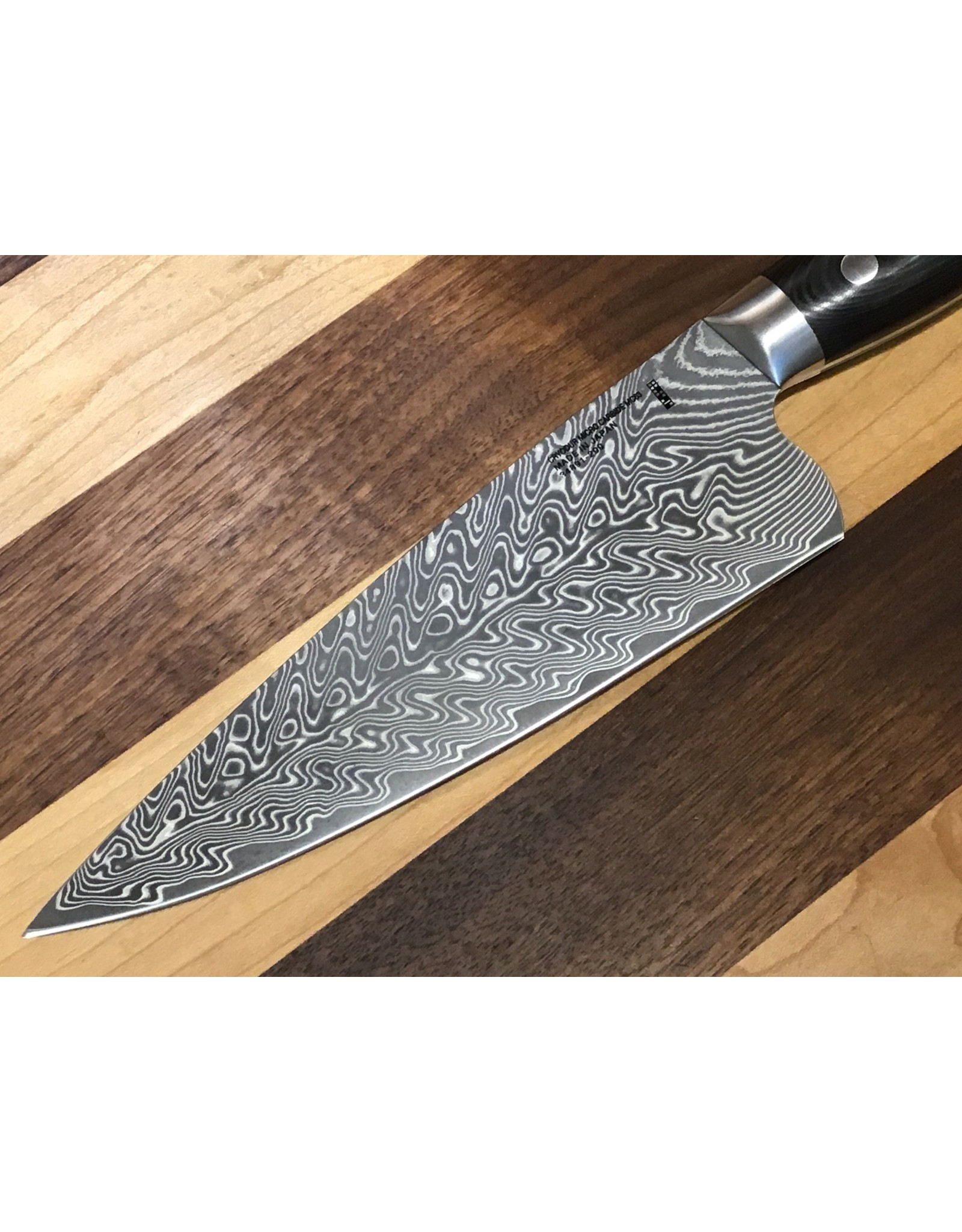 "Kramer by Zwilling Kramer 8"" Chef knife Euroline Stainless Damascus"
