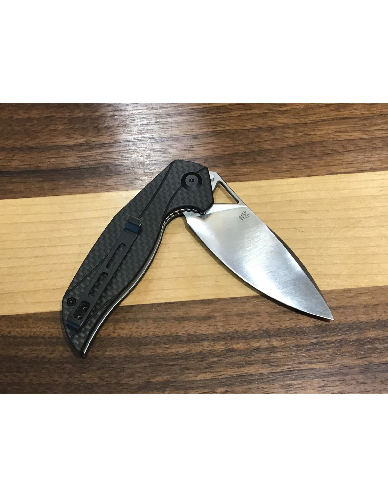 Civivi Civivi Anthropos Carbon Fiber over G10 - C903C
