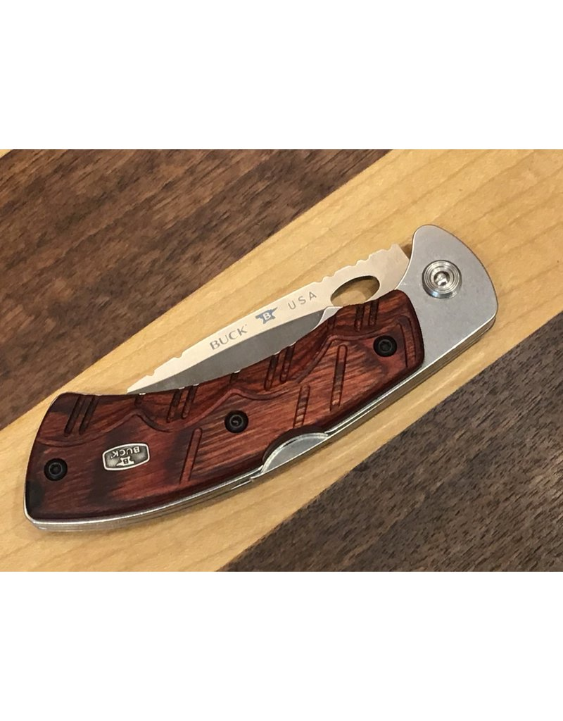 Buck Buck Open Season Folding Skinner