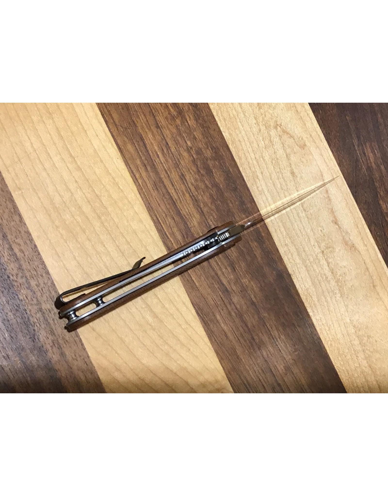 Civivi Civivi Elementum Brown Micarta C907M