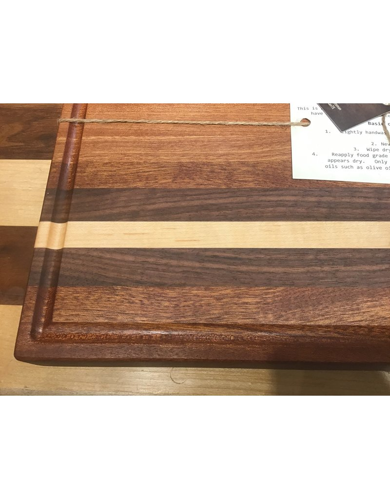 Trinity Craftsman Large Cutting Board with Juice Groove
