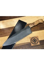 Serenity Gyuto with Alex Handle in Koa and CPM154 Stainless Steel