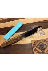 Serenity Small Paring Knife 440C with Applewood