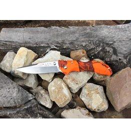 Buck Buck 285 Bantam BLW Mossy Oak Orange Camo