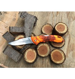 Buck Buck 286 Bantam BHW Mossy Oak Blaze Camo