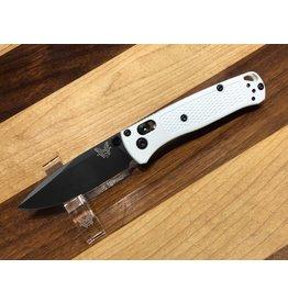 Benchmade Benchmade Mini Bugout 533BK-1 White Handle Black Blade