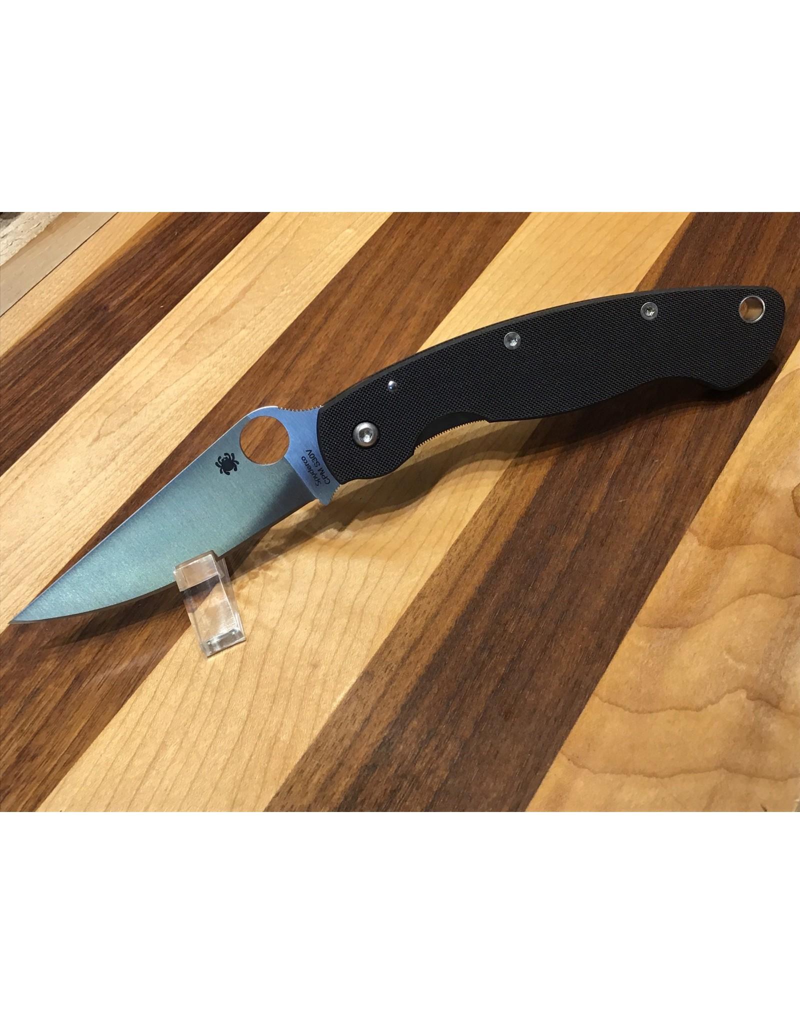 Spyderco Spyderco Military Folding Knife CPM S30V stainless