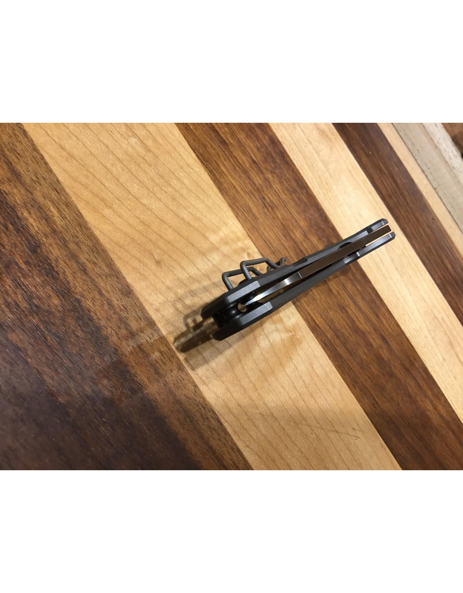 Spyderco Spyderco SpydieChef Titanium Frame Lock