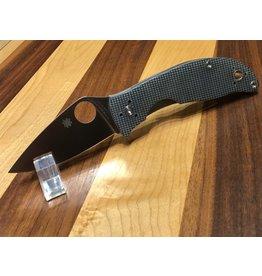 Spyderco Spyderco Alcyone Liner Lock Grey G-10