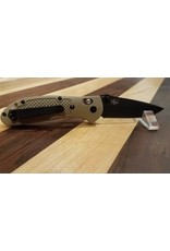Benchmade Benchmade 551-S30V Griptilian Drop Point w/Thumb Stud