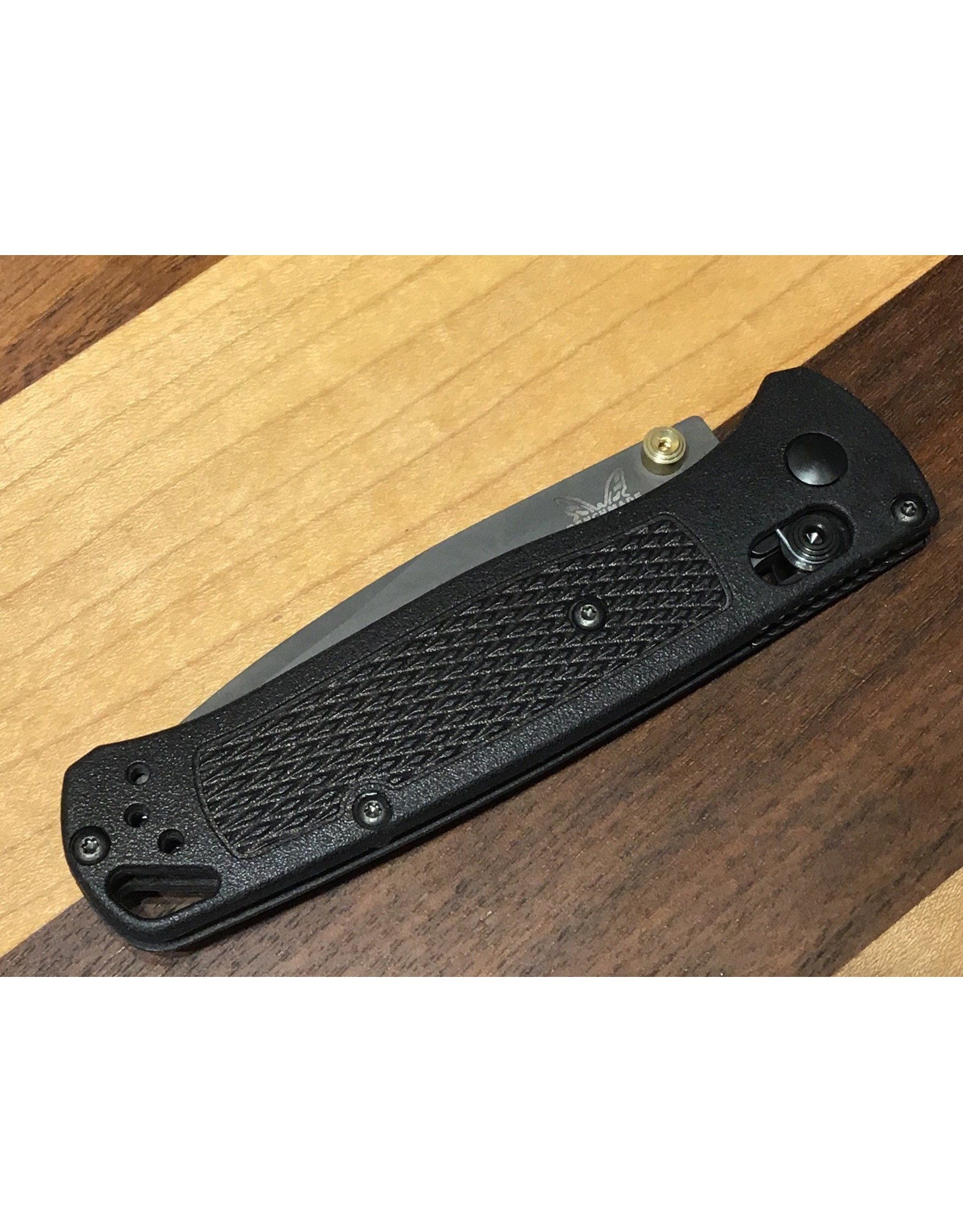 Benchmade Bugout Black & Gold 535GRY-1-BG