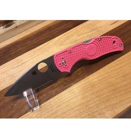 Spyderco Spyderco Native 5 in Pink FRN and CPM S30V