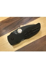Spyderco Spyderco Lil' Native Compression Lock in CPM S30V with Black G-10
