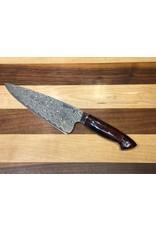 """Kramer by Zwilling Kramer 8"""" Chef knife Euroline Stainless Damascus w/ Bradford Handle"""