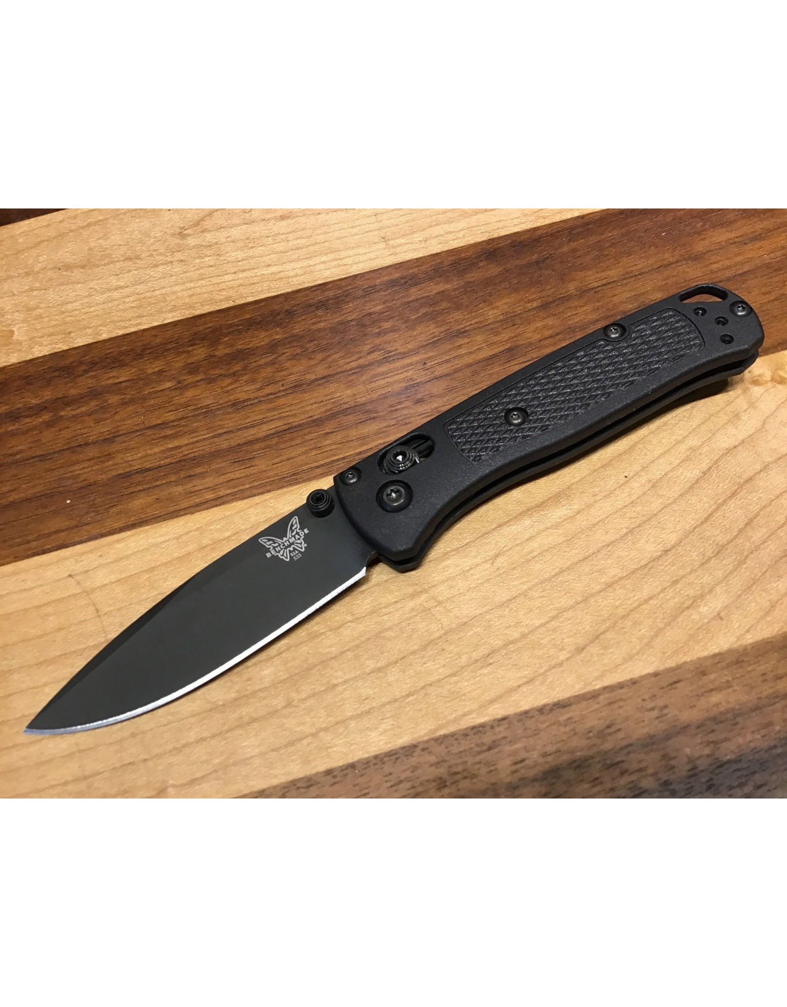 Benchmade Mini Bugout - Blacked Out