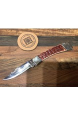 Consignment BUCK 110 Custom Stag