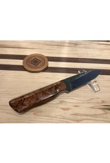 Serenity Paring Knife in CPM154 with Kiku Handle