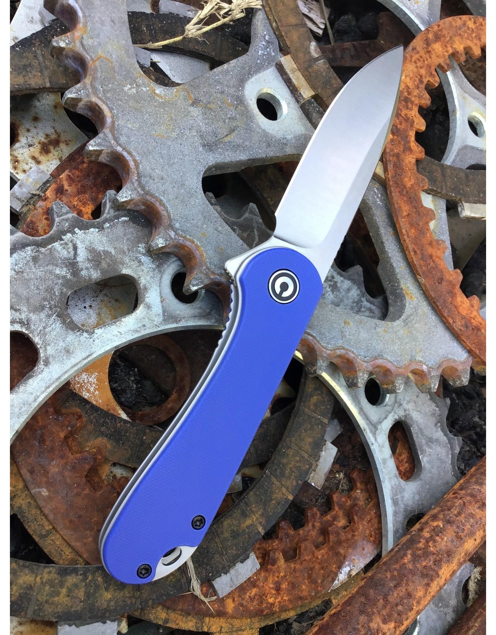 Civivi Elementum Blue G-10
