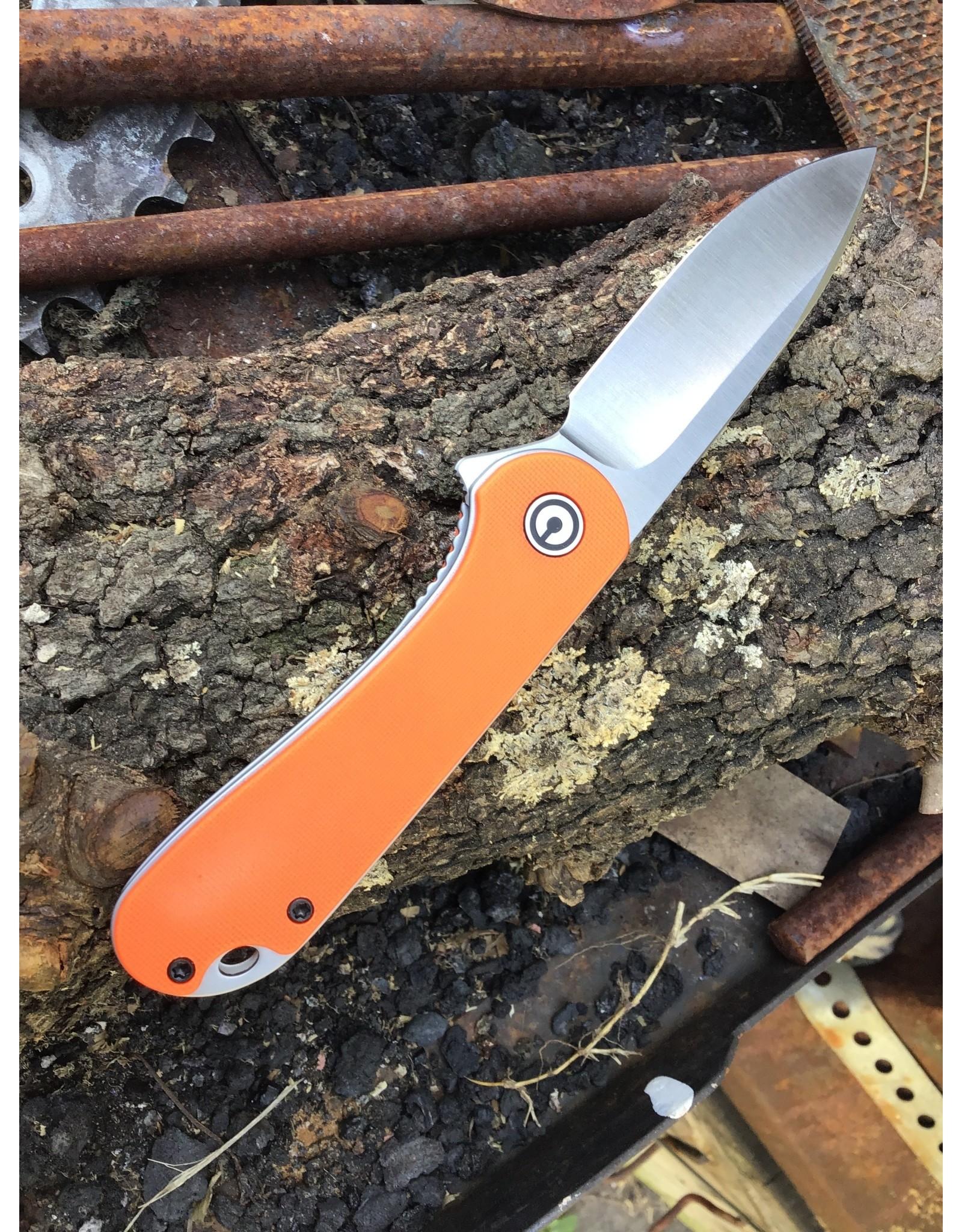 Civivi Elementum Orange G-10
