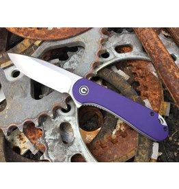 Civivi Elementum Purple G-10