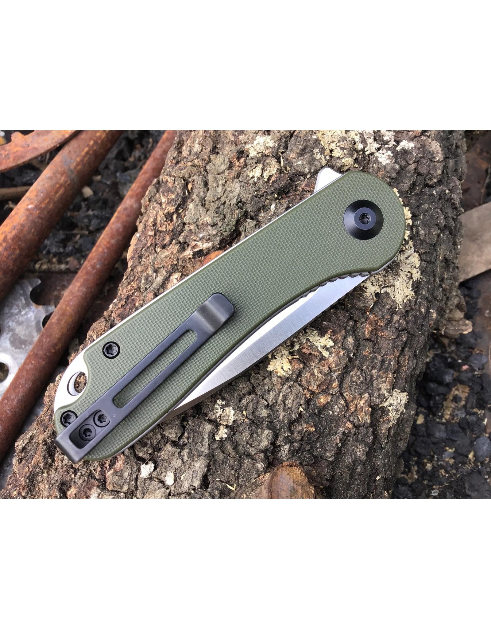 Civivi Elementum Green G-10