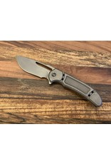 WE WE Minax Gray Ti Handle