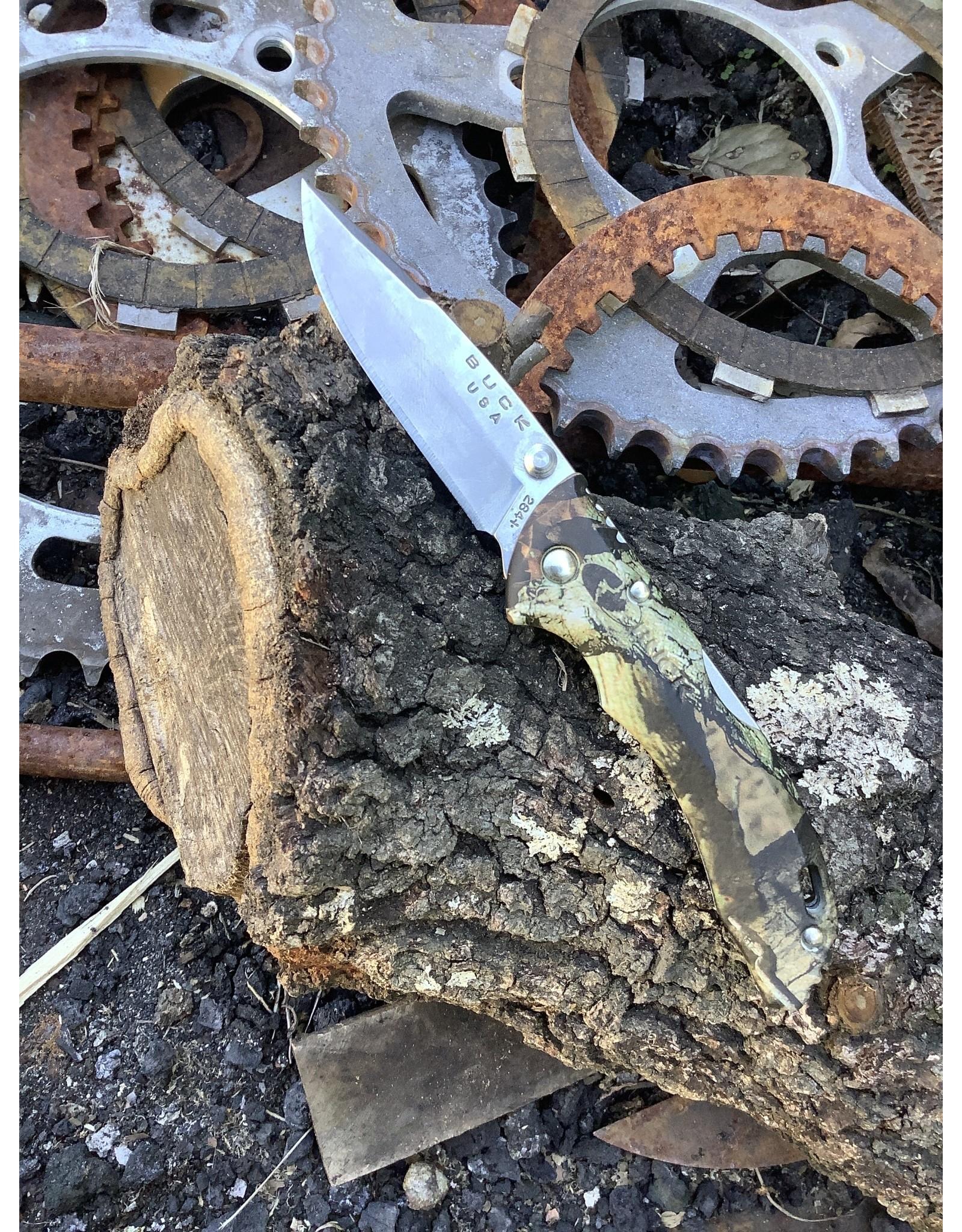 Buck BUCK Bantam BBW Mossy Oak