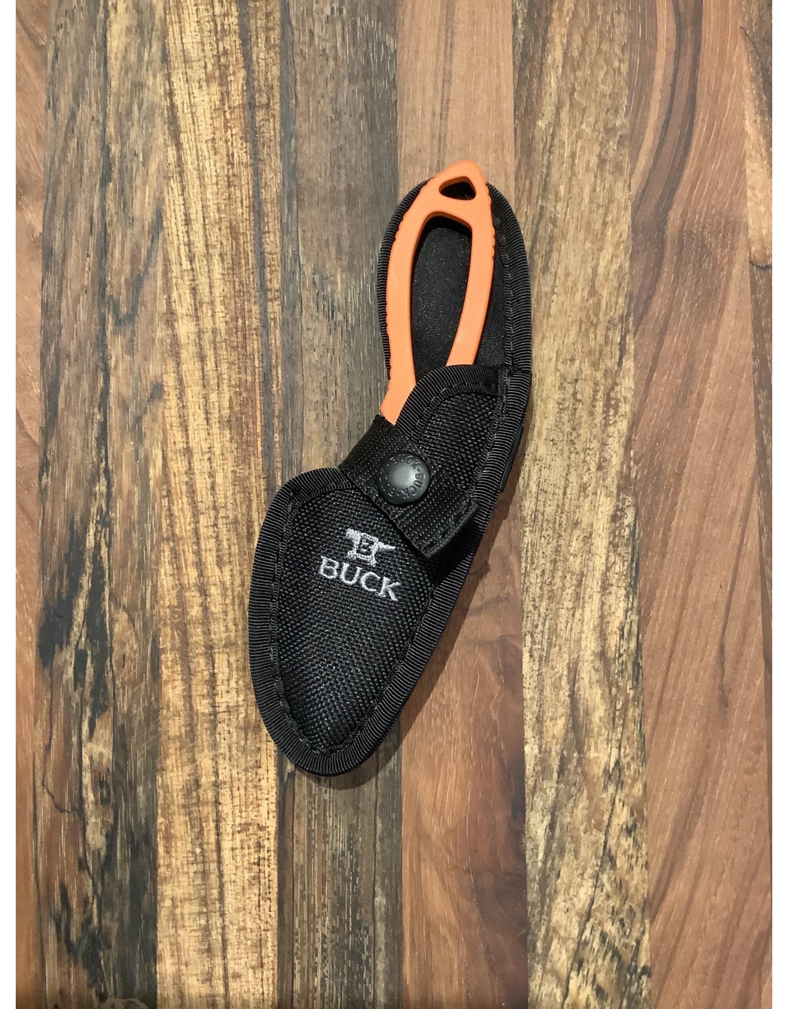 Buck BUCK Paklite Skinner Hunter Orange Cerakote